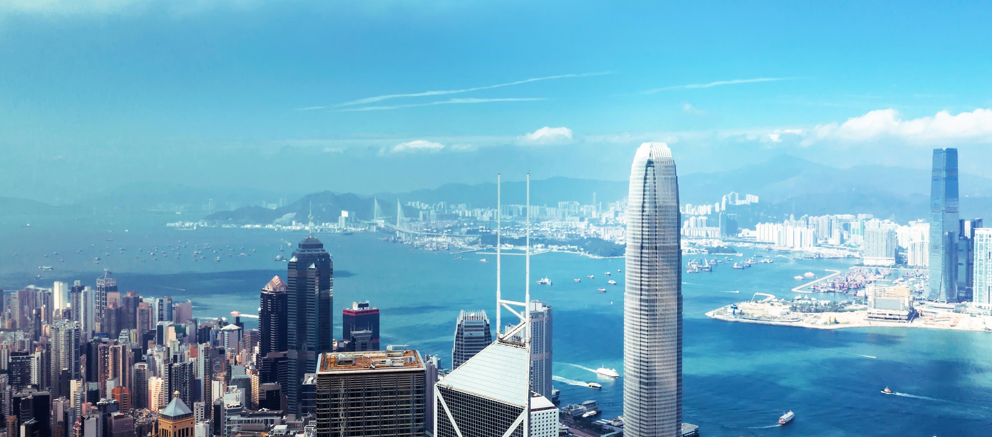 敢想成就更多 @香港