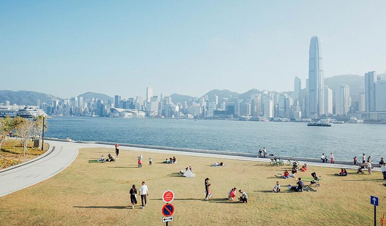livable city hong kong